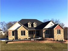 1304 Homestead Heights Dr, Chesterfield, MO 63005