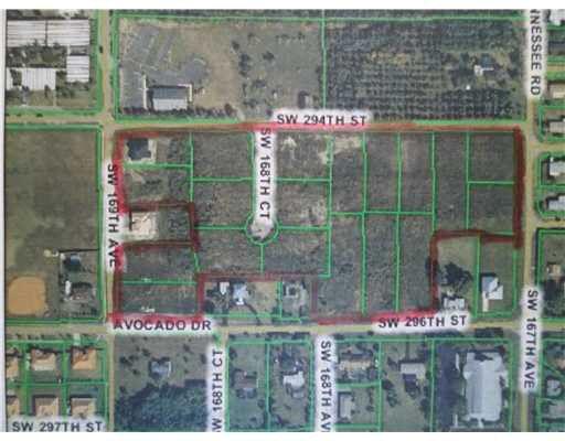 Map Homestead Florida.16785 Sw 296th St Homestead Fl 33030 Realtor Com