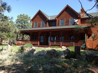 151 Buffalo Horn Rd, Granite Canyon, WY