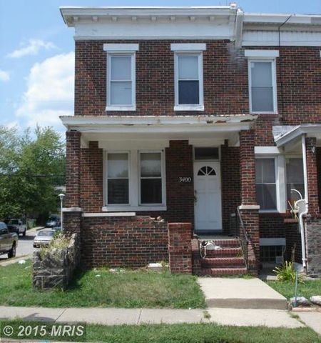 3400 cardenas ave baltimore md 21213 home for sale and for Homes for sale in baltimore
