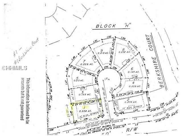 1 Berkshire Ct Hilton Head Island Sc 29928