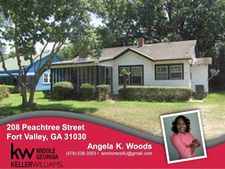 208 Peachtree St, Fort Valley, GA 31030