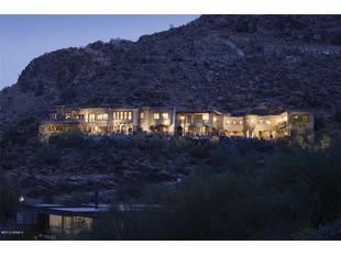 5801 E Quartz Mountain Road, Paradise Valley, AZ.