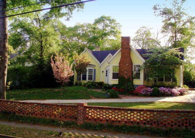 Bloomfield Architecturally Charming Neighborhoods Georgia