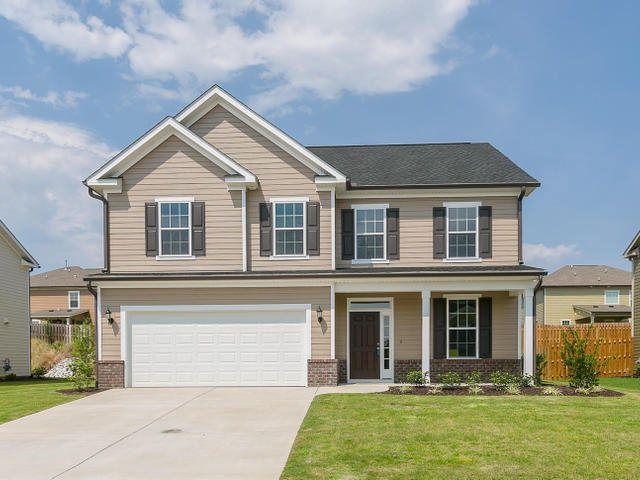 5432 Everlook Cir Evans Ga 30809 New Home For Sale