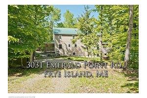 3031 Emerald Point Dr, Frye Island, ME 04071