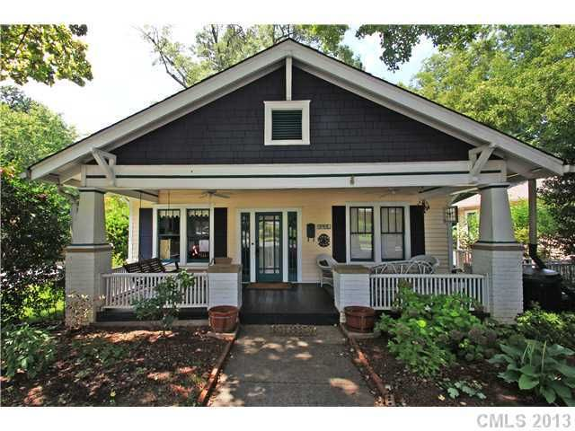 1501 thomas ave charlotte nc 28205 for Charlotte house