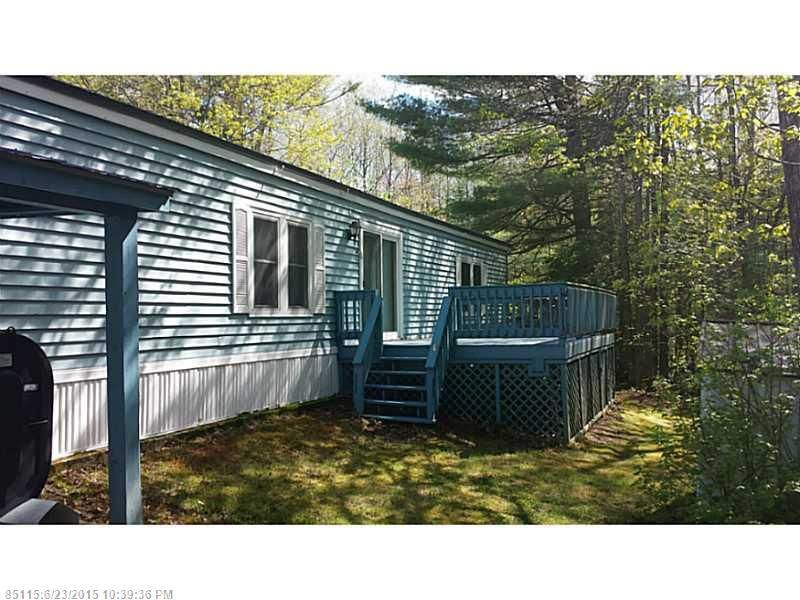Mobile Homes For Sale In Wiscasset Me