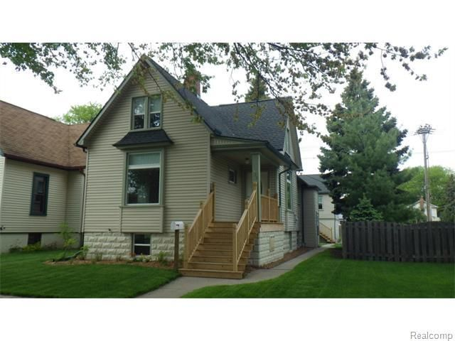 558 cherry st wyandotte mi 48192 home for sale and
