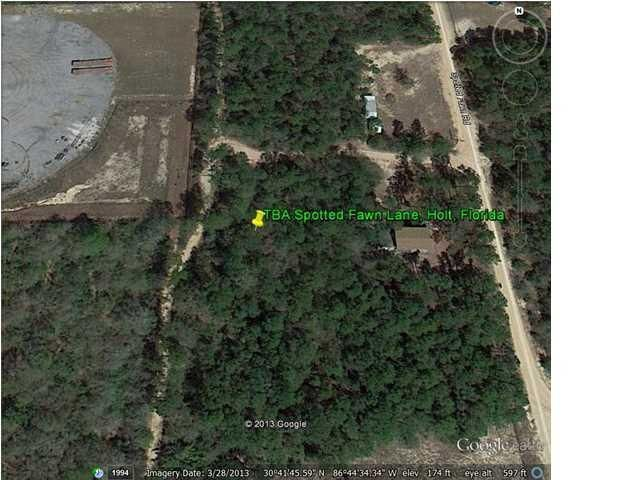 Holt Florida Map.Spotted Fawn Ln Holt Fl 32564 Realtor Com