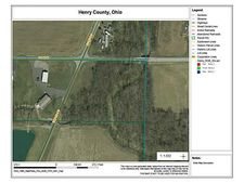 County Rd 1C And M, Mcclure, OH 43534