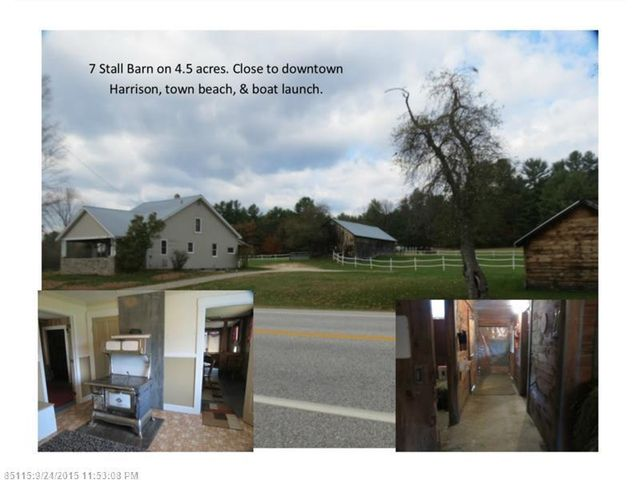 412 norway rd harrison me 04040 home for sale and real