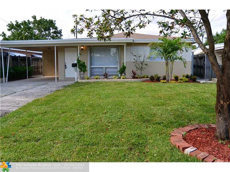 365 Nw 47th St Oakland Park Fl 33309