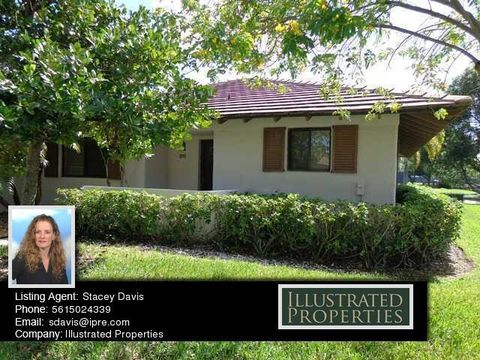 Brokered By Illustrated Properties/Corporate. 311 Club Dr, Palm Beach  Gardens, FL 33418