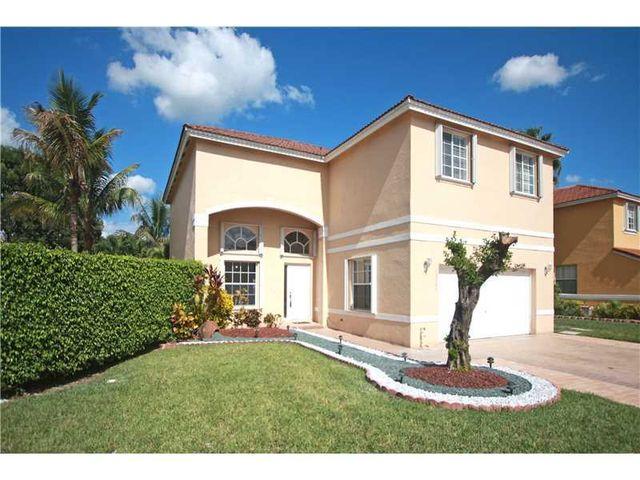 Homes For Sale In Estancia Pembroke Pines Fl