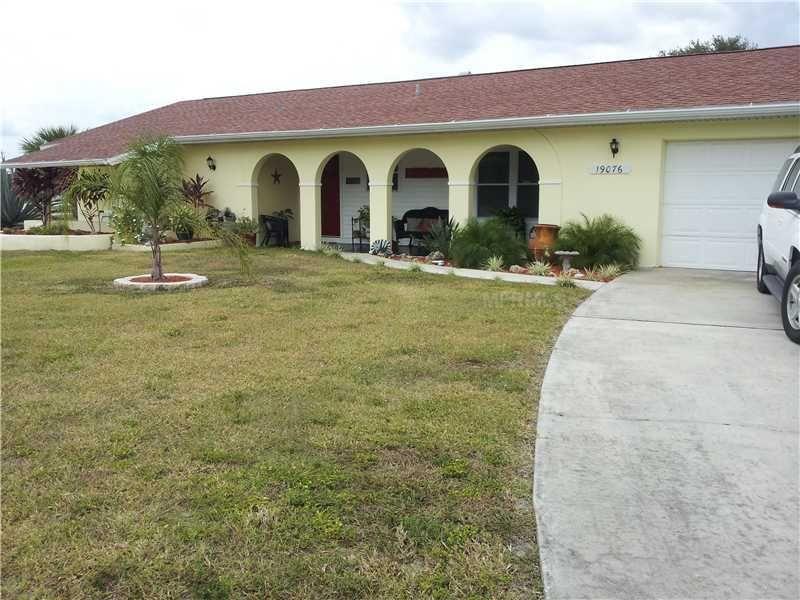 Home For Sale In Cochran Blvd Port Charlotte Fl