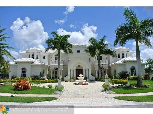 12723 grand oaks dr davie fl 33330 for Luxury houses florida