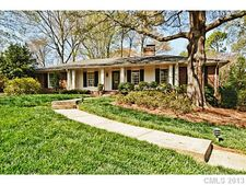 2710 Inverness Rd, Charlotte, NC 28209