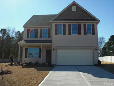 605 Spruce Meadows Ln, Willow Spring, NC