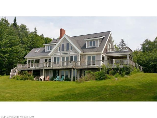 581 ripley rd harrington me 04643 home for sale and real estate listing