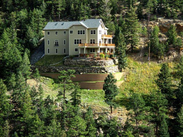 2445 douglas mountain dr golden co 80403 home for sale