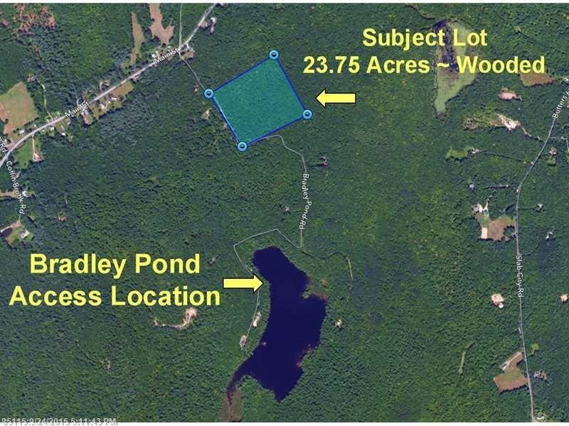 Lovell Maine Map.Bradley Pond Rd Lovell Me 04051 Realtor Com