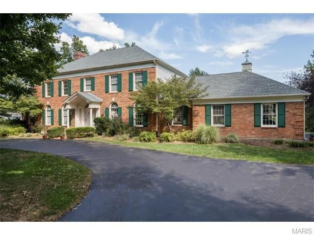 Wheatfield Farm Rd Saint Louis MO 4 beds 5 baths home details