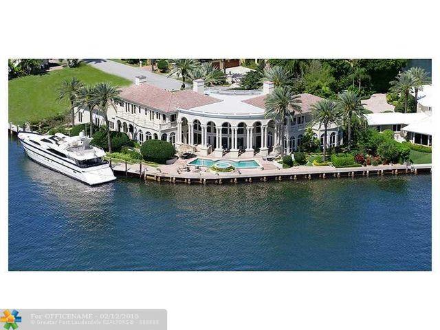 2 Pelican Isle Fort Lauderdale FL 33301 5 Beds 8 Baths Home Details Rea