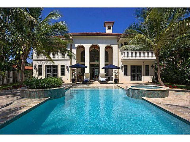 2624 Ne 15th St Fort Lauderdale FL 33304 5 Beds 6 Baths Home Details Re