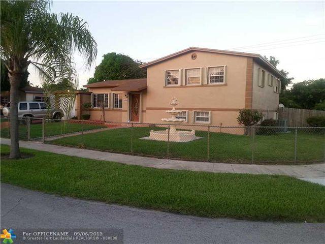 19535 Nw 5th Ave Miami Gardens Fl 33169